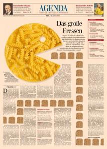 Das große Fressen: Barilla und Kamps